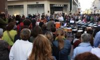 Le public - fête la musique 2013