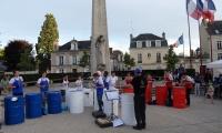 Groupe Tambours Tendance - Hommage à l'équipe de France