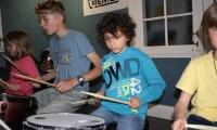Préparation Fête de la Musique - Répétions école - Caisses Claires - 1 Juin 2016 (17)