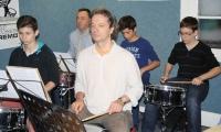Préparation Fête de la Musique - Répétions école - Caisses Claires - 1 Juin 2016 (21)