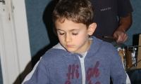 Préparation Fête de la Musique - Répétions école - Caisses Claires - 1 Juin 2016 (24)