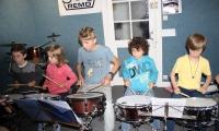 Préparation Fête de la Musique - Répétions école - Caisses Claires - 1 Juin 2016 (6)