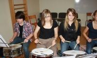 Répétitions caisses claires et bidons - 2011 (5)
